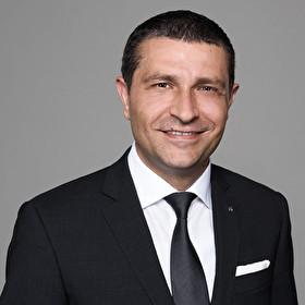 Portrait von Christos Kantaridis
